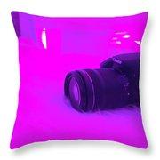 Canon  Throw Pillow
