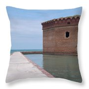 Canons Thunder No More Throw Pillow