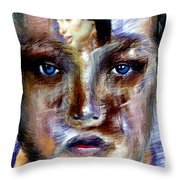 Can't Get You Out Of My Head  Throw Pillow