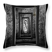 Can't Turn Back Time Throw Pillow