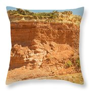 Canyonlands In West Texas Throw Pillow