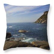 Cape Escape Throw Pillow