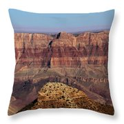 Cape Final Walls Throw Pillow