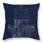 Cape Hatteras Throw Pillow