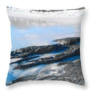 Cape Le Grand Coast Throw Pillow