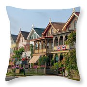 Cape May New Jersey Throw Pillow
