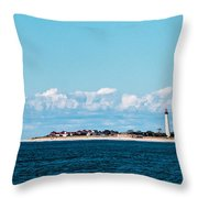Cape May Point Throw Pillow