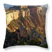 Cape Royal Glow Throw Pillow