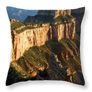 Cape Royal Sunset Throw Pillow