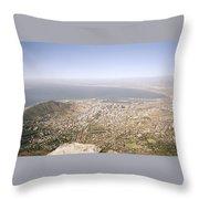 Cape Town Panoramic Throw Pillow