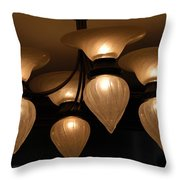 Capitol Light Throw Pillow