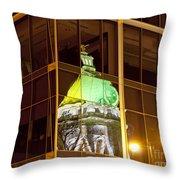 Capitol Reflection Throw Pillow