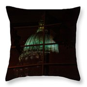 Capitol Reflections Throw Pillow