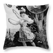 Capitola Forrest Throw Pillow