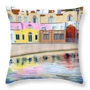 Capitola Venetian Throw Pillow