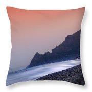 Capo Sant'alessio Throw Pillow