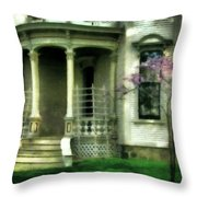 Cappon House Throw Pillow