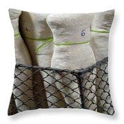 Captive  Throw Pillow