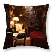 Captive Luxury Throw Pillow
