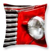 Car - Chevrolet Throw Pillow