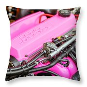 Car Show 027 Throw Pillow