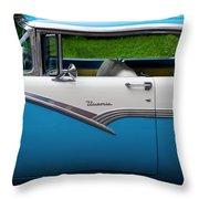 Car - Victoria 56 Throw Pillow