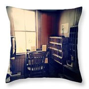 Care Packages From Home Throw Pillow