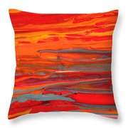 Caribbean Dreams 3 Throw Pillow