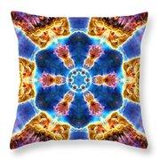 Carina Nebula IIi Throw Pillow