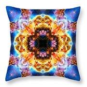 Carina Nebula V Throw Pillow
