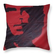 Caring Che Throw Pillow
