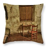 Carmel Mission California 1 Throw Pillow