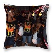 Carnival Throw Pillow