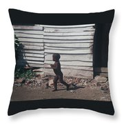 Cartagena Child Throw Pillow