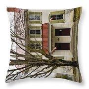 Carter Run Inn 3 Throw Pillow