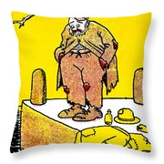 Cartoon 09 Throw Pillow
