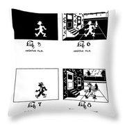 Cartoons Throw Pillow