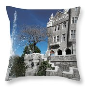 Casa Loma Series 02 Throw Pillow
