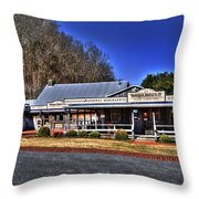 Cascade Hollow Throw Pillow