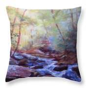 Cascading Throw Pillow