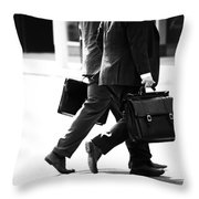 Case Chase  Throw Pillow