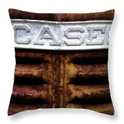 Case Throw Pillow