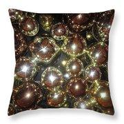 Casino Sparkle Interior Decorations Throw Pillow
