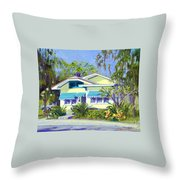Cason Cottage Throw Pillow