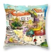 Castelo De Vide 06 Throw Pillow