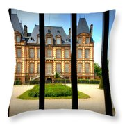 Castle Dream Throw Pillow