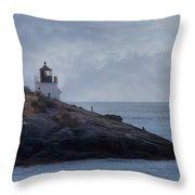 Castle Hill Dream Throw Pillow
