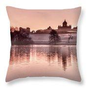 Castle Howard Dawn Throw Pillow