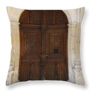 Castledoor  Throw Pillow