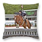 Castlekeep  Throw Pillow